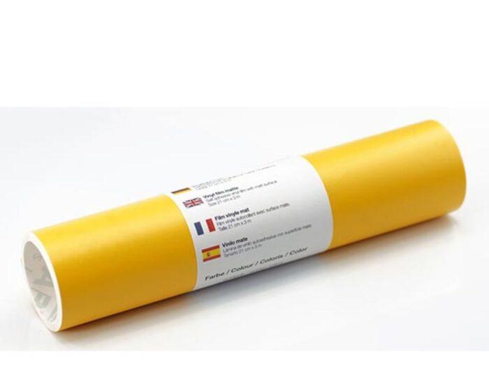 Samolepilna rumena folija